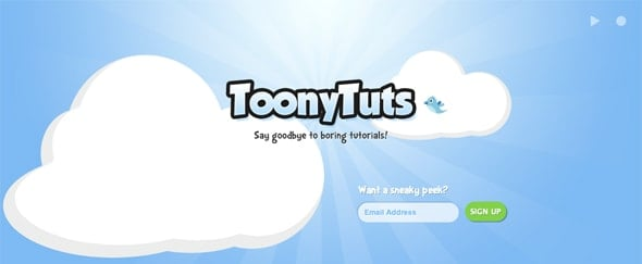View Information about ToonyTuts