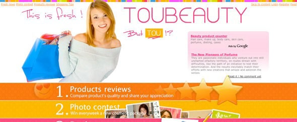 View Information about Toubeauty