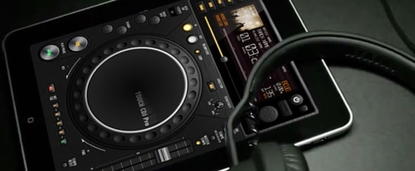 View Information about Touch CDJ Pro