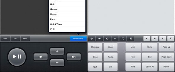 View Information about TouchPad for iPad