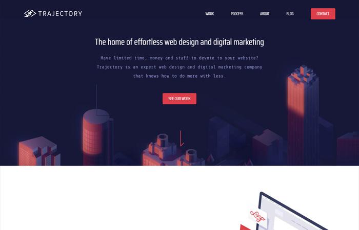Go To Trajectory Web Design