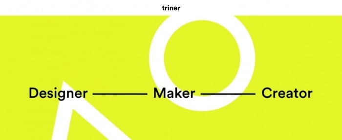 View Information about Triner