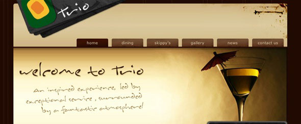 View Information about Trio - Headingley