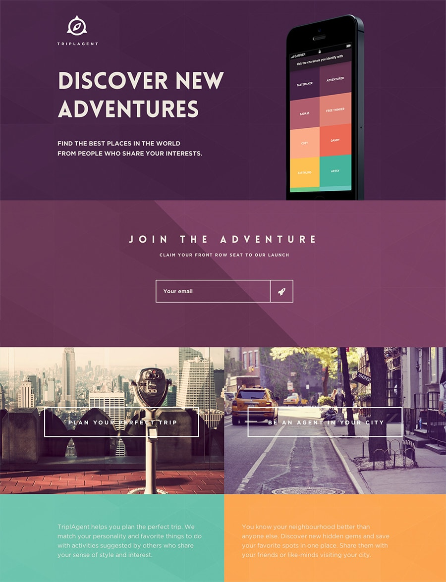 Go To TriplAgent - Discover New Adventures