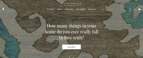 View Information about Tufenkian