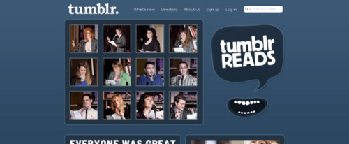 View Information about Tumblr