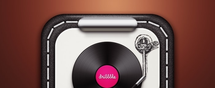 View Information about Turntable Icon