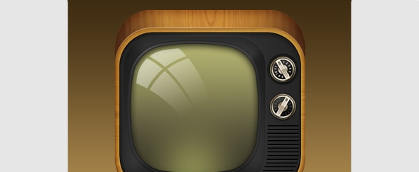View Information about TV Icon