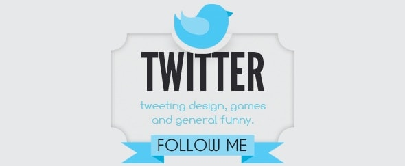 Go To Twitter Badge