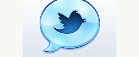 View Information about Twitter Bubble