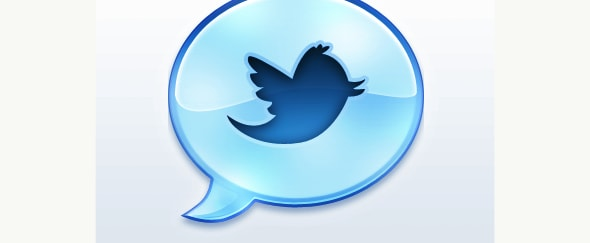 Go To Twitter Bubble