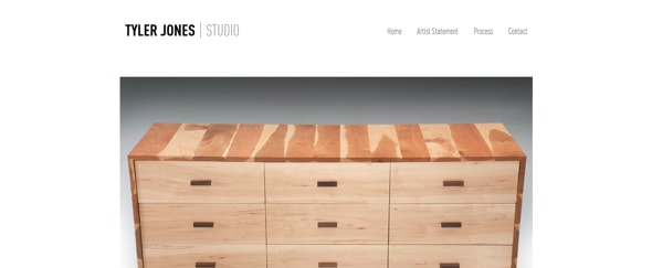 View Information about Tyler Jones Studio