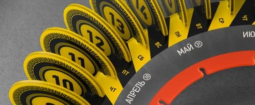 View Information about Tyre Fitting Calendar