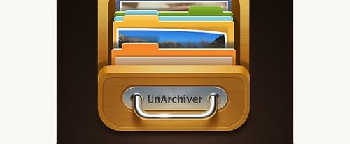 View Information about Unarchiver