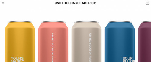 View Information about United Sodas of America