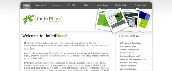 View Information about United Shoes