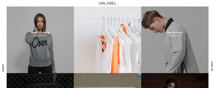 View Information about Unlabel