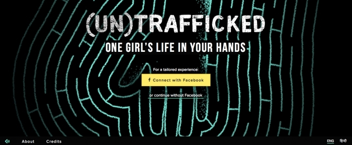 View Information about UNTRAFFICKED