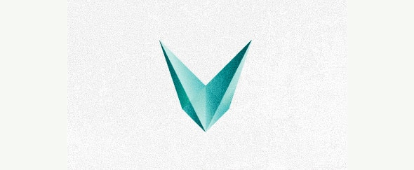 View Information about V Logo