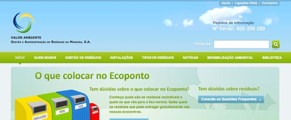 View Information about Valorambiente