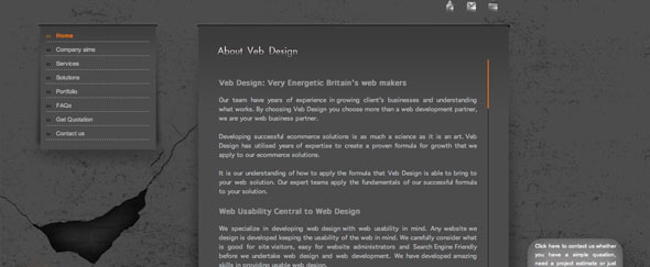 View Information about Vebdesign