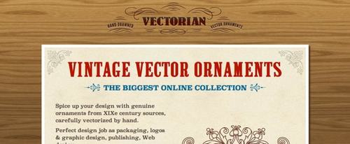 View Information about Vectorian