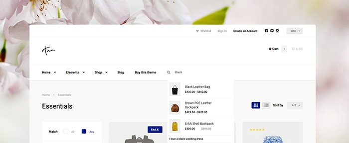 Go To Verus Responsive Shopify Theme