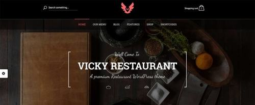 View Information about Vicky Theme
