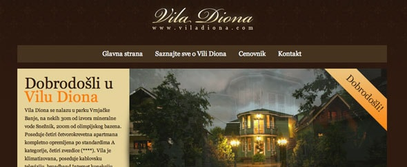 View Information about Viladiona