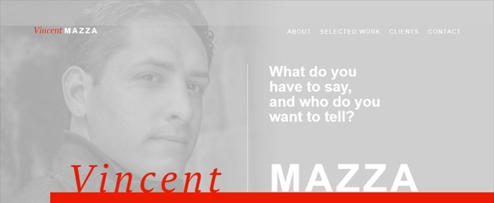 View Information about Vincent Mazza