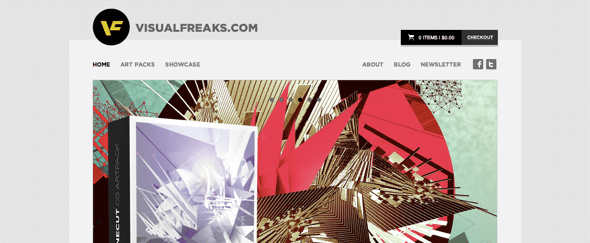 View Information about Visual Freaks