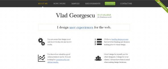 View Information about Vlad Georgescu