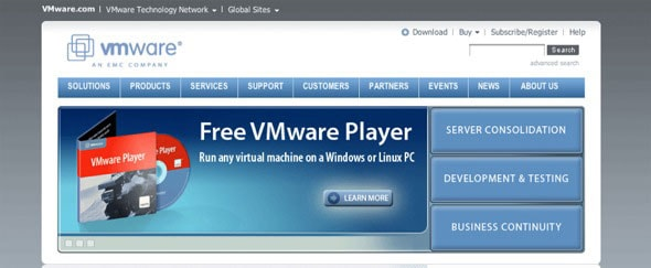 View Information about VMware, Inc.