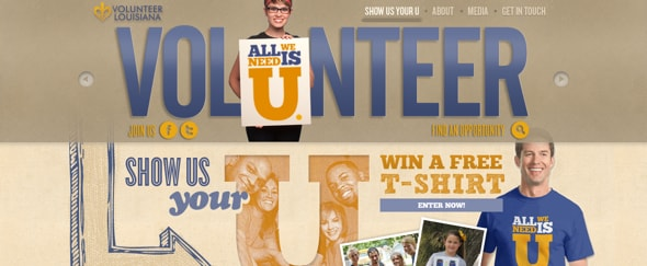 View Information about Volunteer Louisiana