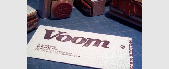 View Information about Voom Card