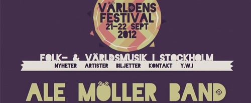 View Information about Världens Festival