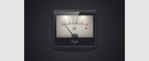 View Information about Vu Meter