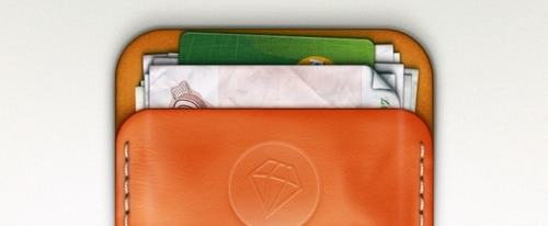 View Information about Wallet Icon