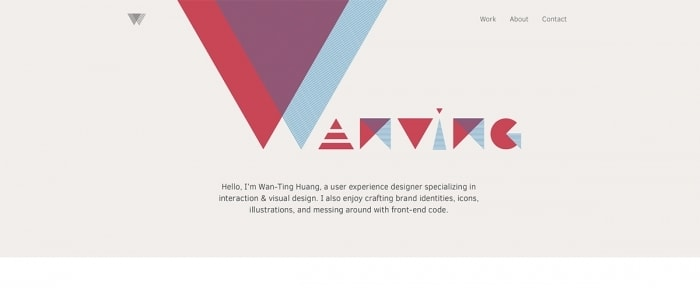 View Information about Wan-Ting Huang