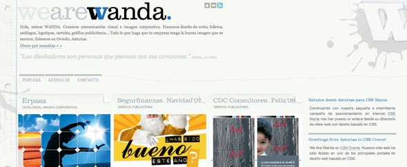 View Information about Wanda estudio