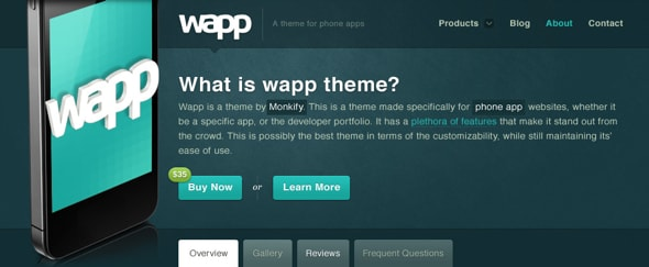 View Information about Wapp