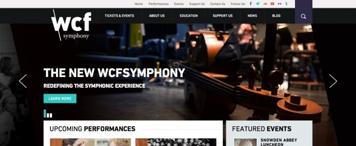 View Information about WCFSymphony