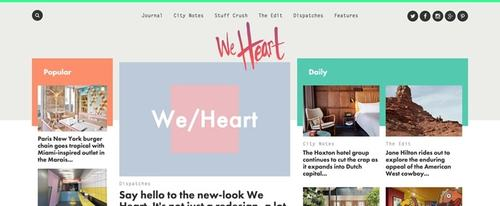 View Information about We Heart