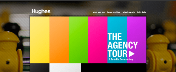 View Information about We Are Hughes-A Communication Agency