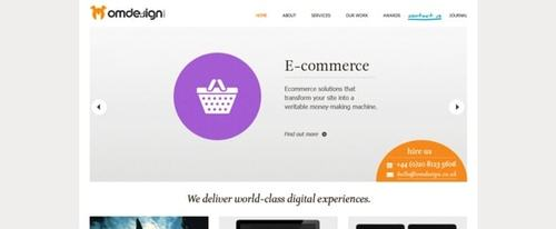 View Information about Web Design London
