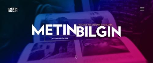 View Information about Metin Bilgin