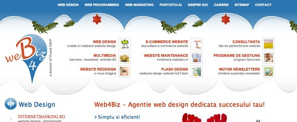 View Information about Web4biz