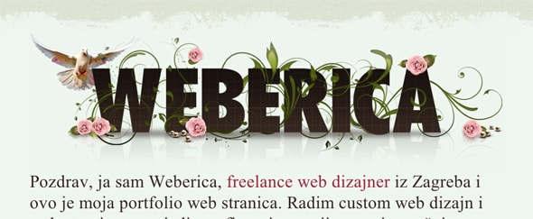 View Information about Weberica