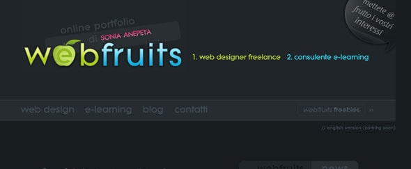 View Information about Webfruits