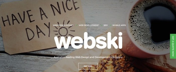 View Information about Webski Solutions